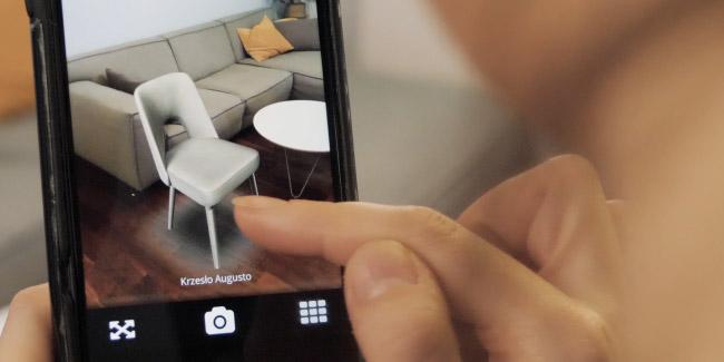 Augmented reality android iPhone